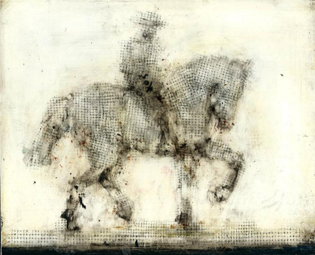 Horse and Rider by Alicia Rothman