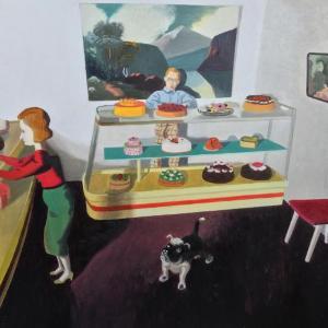 Cakes by Kathy Osborn