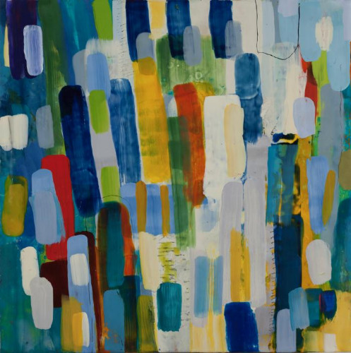 Hidden Spaces by Lisa Pressman