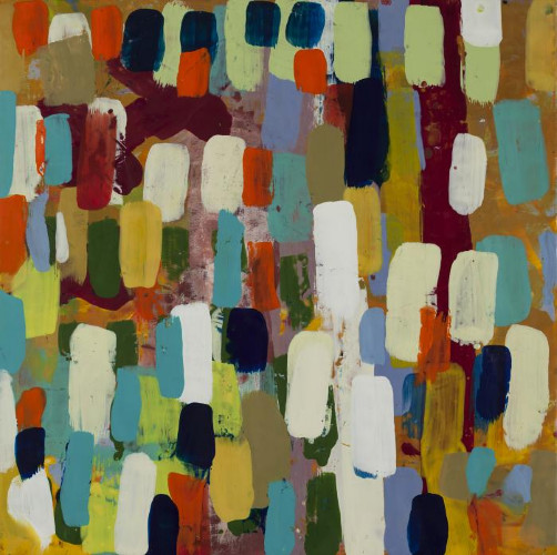 Hidden Spaces 5 by Lisa Pressman