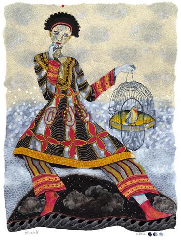 Threshold by Nancy Moore