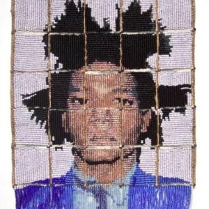 Jean-Michel Basquiat by Peggy Dembicer
