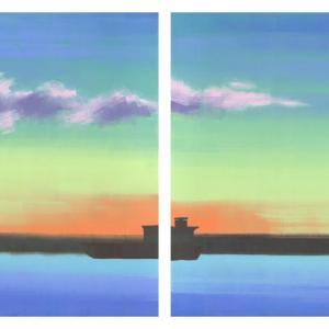Tanker by Rachel Burgess