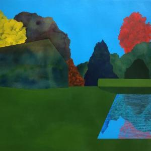 Hinterland by James Isherwood