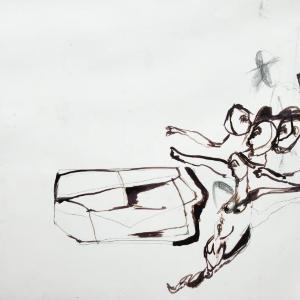 Sketch (Alor) by Lydia Janssen