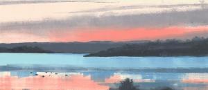 Icy Dawn by Rachel Burgess