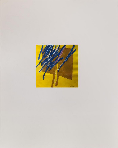Untitled III (yellow) by James Moore
