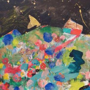 Stargazing by Fumiko Toda