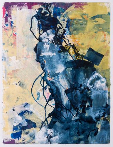 Plunge by Naomi Schlinke