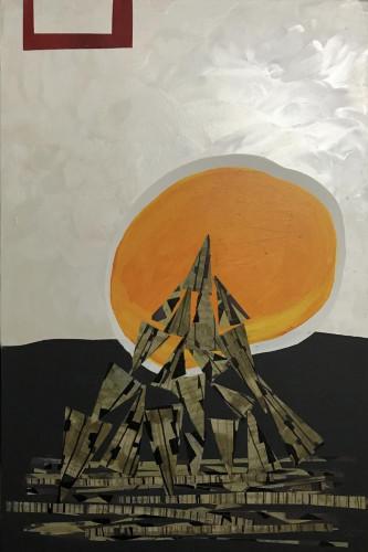 Peaking by Karrie Ross