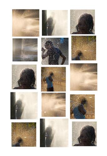Water 2 by Anne Saint-Pierre