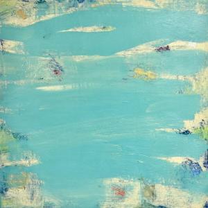 Aqua Awash by Ellen Hermanos