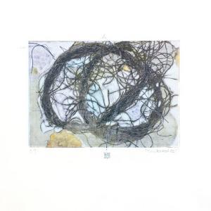 TumbleWeed 02 by Karin Bruckner