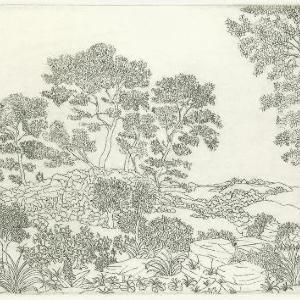 Landscape No. 1 by Michael Eade