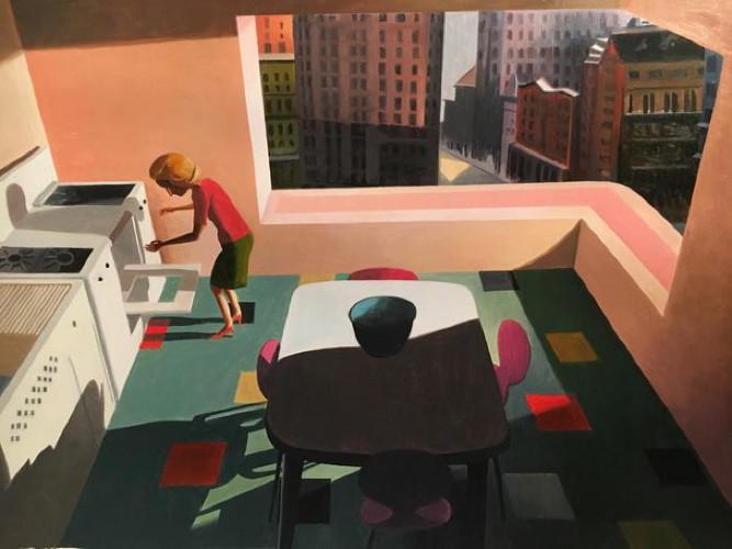 Oven by Kathy Osborn