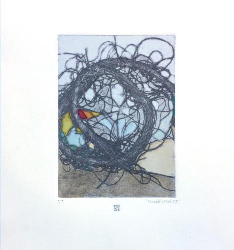 TumbleWeed 05 by Karin Bruckner