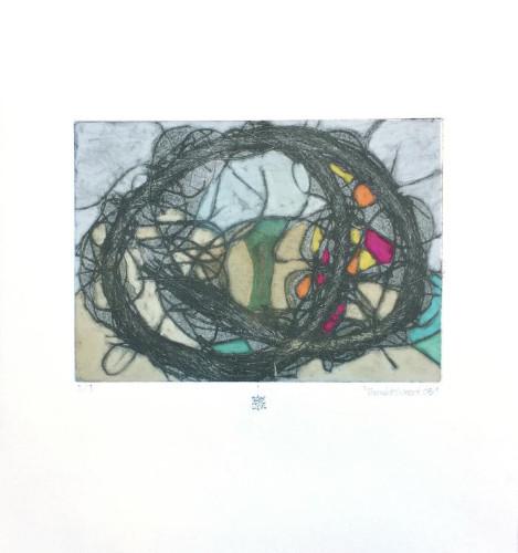 TumbleWeed 03 by Karin Bruckner