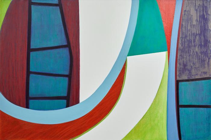 Chutes and Ladders by Liane Ricci