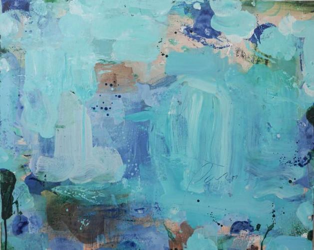 Sub Marine by Lisa Fellerson
