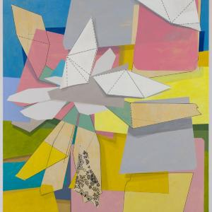 Untitled (Multicolored) by David Collins