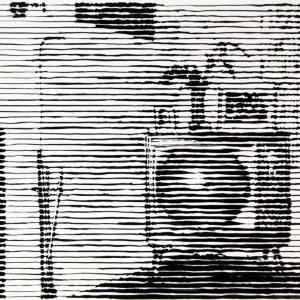 Grandma's TV by Charles Buckley