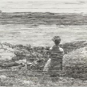 Mom (Lake Hemet?) by Charles Buckley