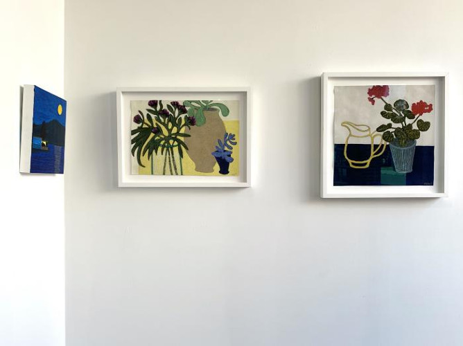 Installation View of Summer Selects 2020
