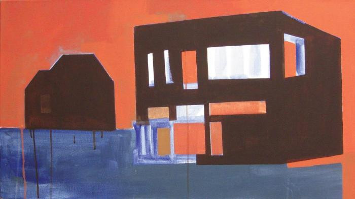 Swan Street by Amy Greenan