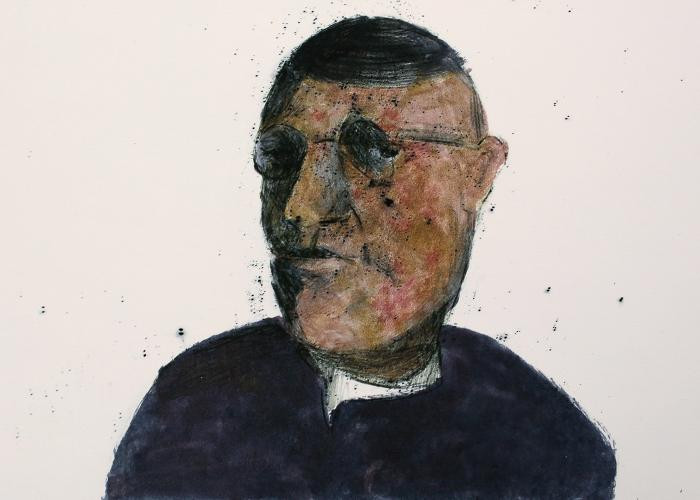 The Bishop by Malcolm Moran
