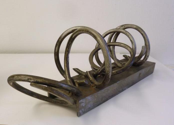 Rings by Carole Eisner