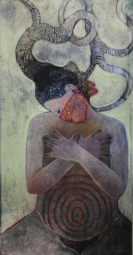 Bullseye by Deirdre O'Connell