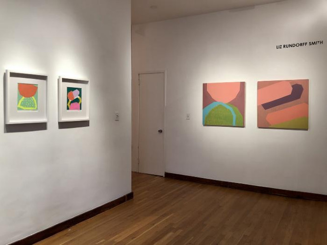 Installation View of Counterbalance