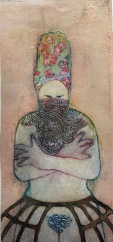 Turban by Deirdre O'Connell