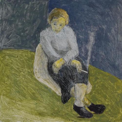 Mary Takes a Break by Malcolm Moran