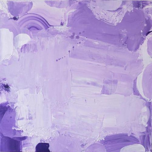 Violet in Violet by Lisa Fellerson
