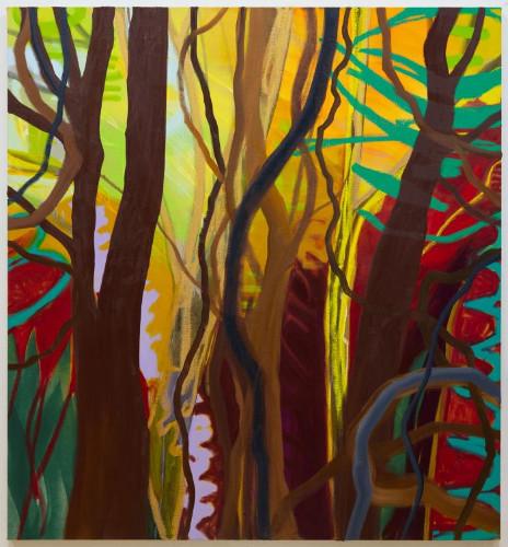 Nourishing Resilience (A Walk in the Woods) by Rachelle Krieger