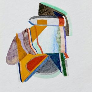 Untitled, Small Works No. 26 by Sasha Hallock