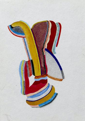 Untitled, Small Works No. 17 by Sasha Hallock