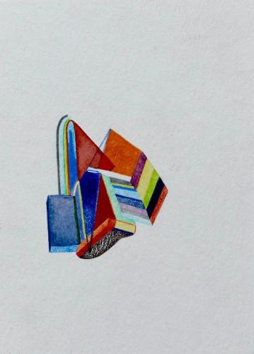 Untitled, Small Works No. 22 by Sasha Hallock