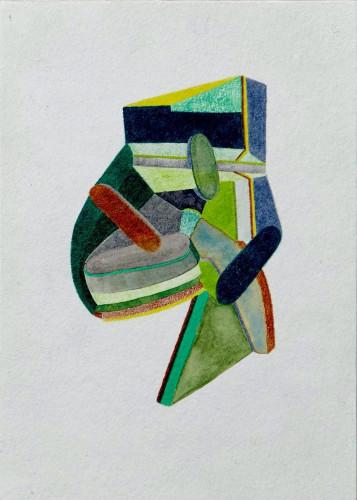 Untitled, Small Works No. 51 by Sasha Hallock