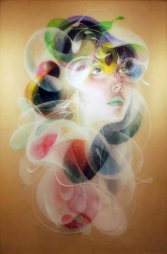A Lady by Jongwang Lee