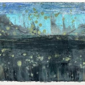 The End of Snow 8 by Deborah Freedman