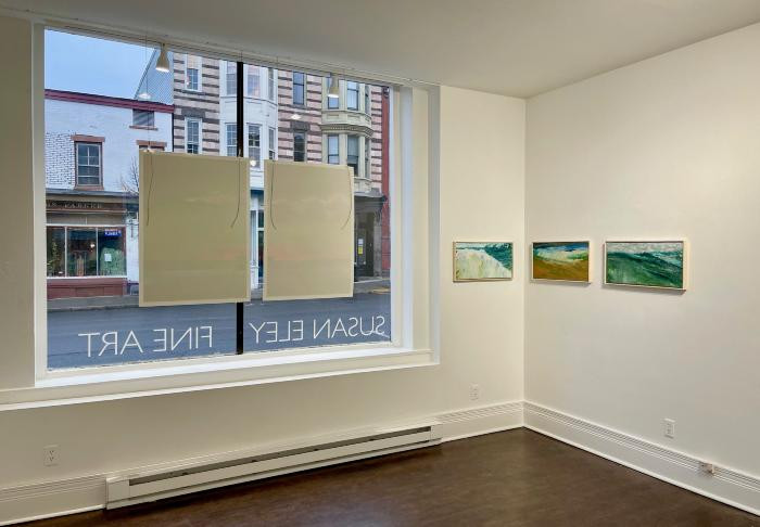 Installation View of This Land.