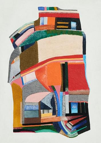 Untitled, Small Works No. 103 by Sasha Hallock