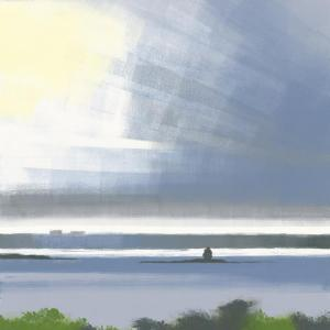 Sunburst (Flare) by Rachel Burgess