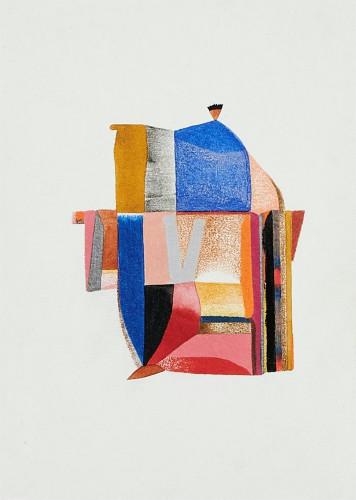 Object of Hope, Small Works No. 105 by Sasha Hallock