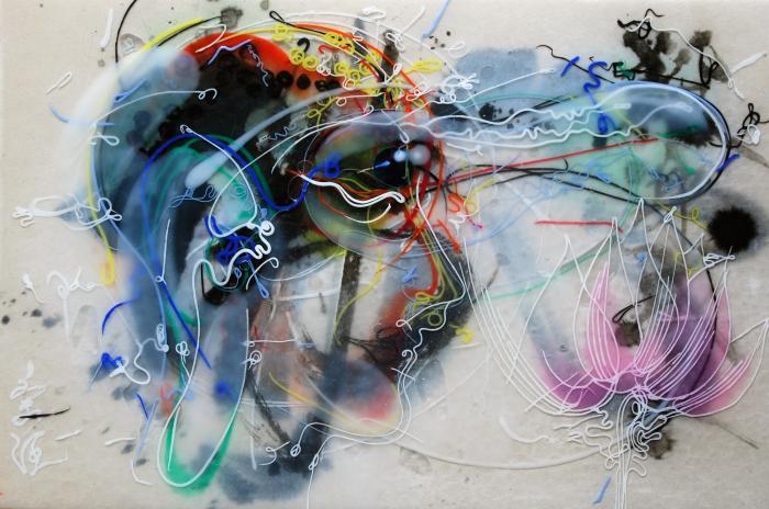 Nirvana II by Jongwang Lee