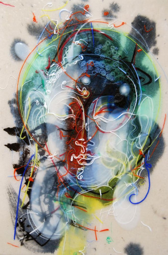 Nirvana I by Jongwang Lee