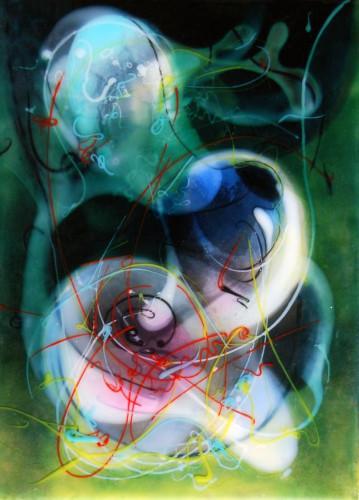 Resurrection by Jongwang Lee