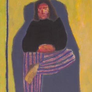 Jasper Johns by Francisco Rocha Salazar
